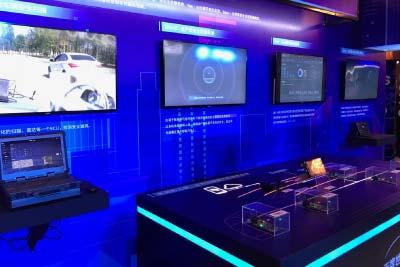 Baidu Chooses Getac for Internet of Vehicles Security