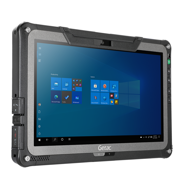 F110 Ruggedized Tablet   Getac