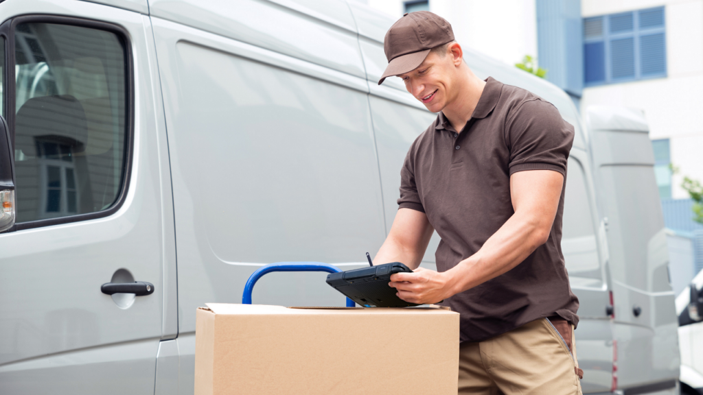 How Mobility Can Help Last-Mile Delivery