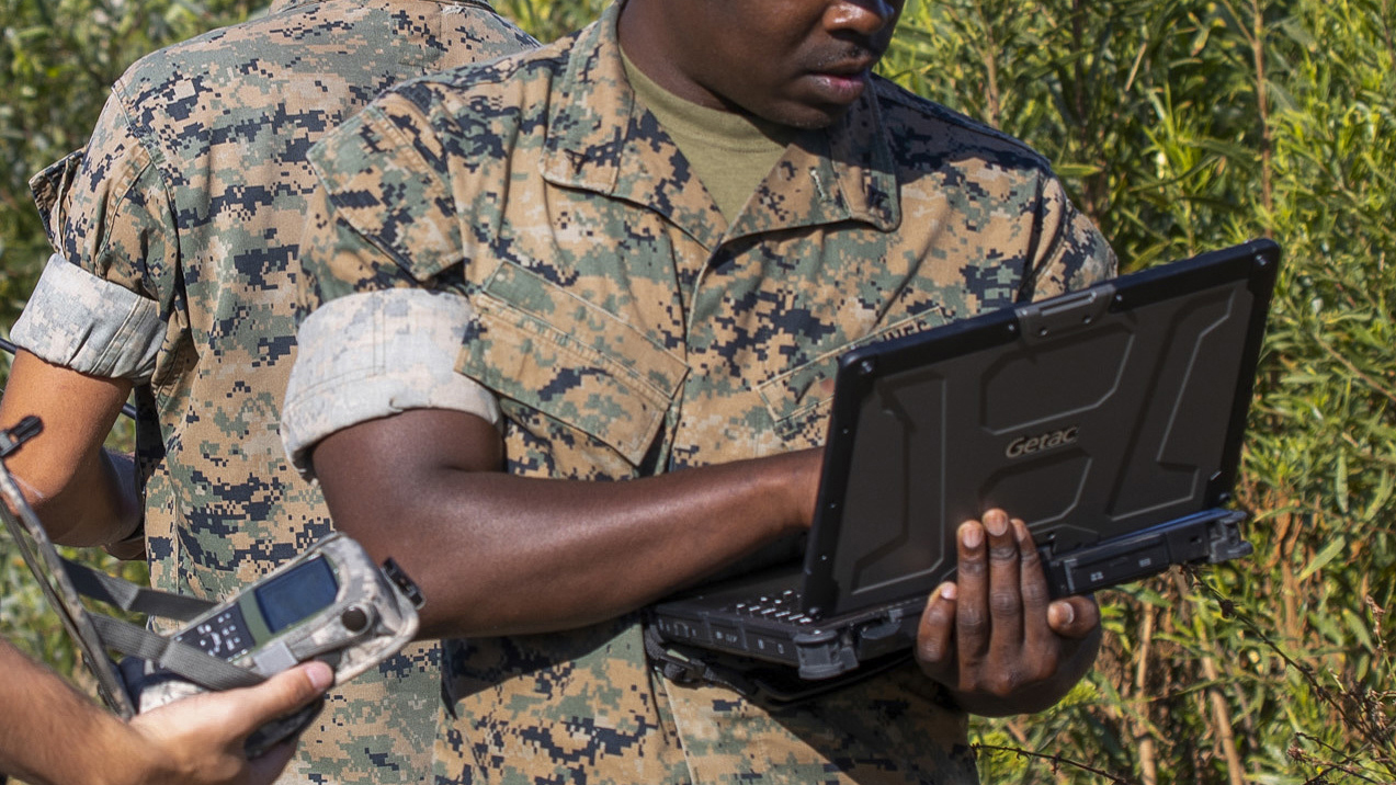 15th MEU combat engineers learn ENFIRE system