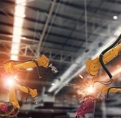 Robots can do the heavy lifting, leaving people free to focus on more creative tasks.