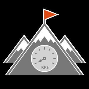 1-Low Pressure (Altitude)