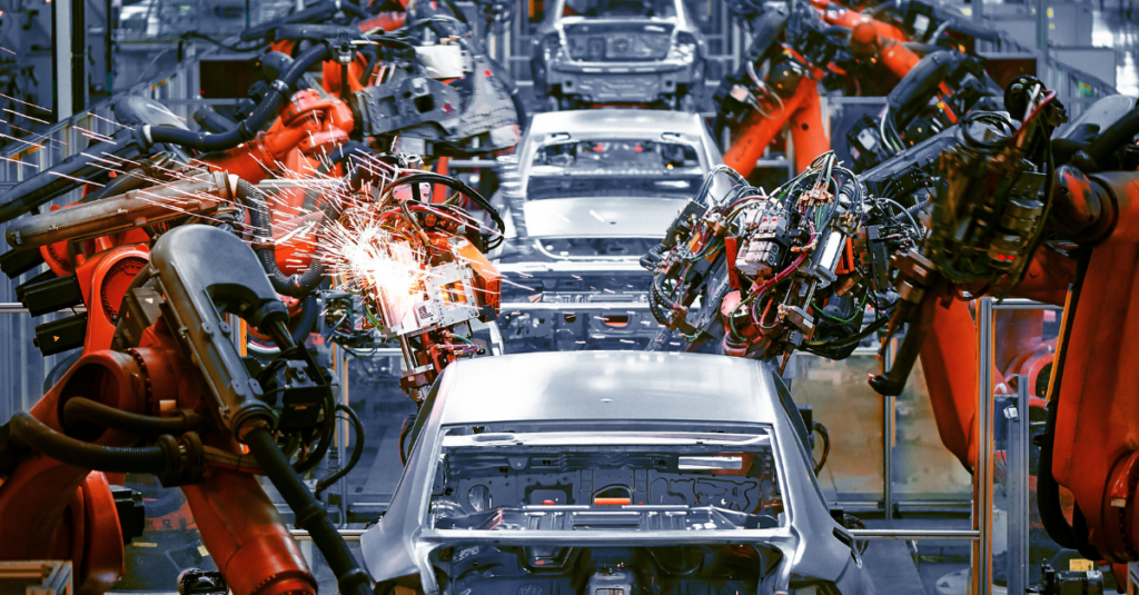 The next industrial revolution will need digitization of manufacturing processes.