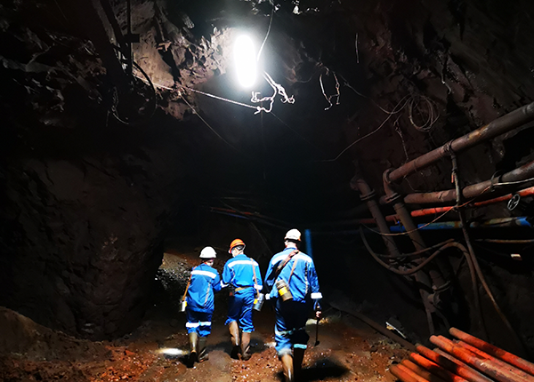 VIST Group – Getac F110-EX Fully Rugged Tablets Prevent Cave-Ins and Protect Miners in Usdnderground Mines Across Russia