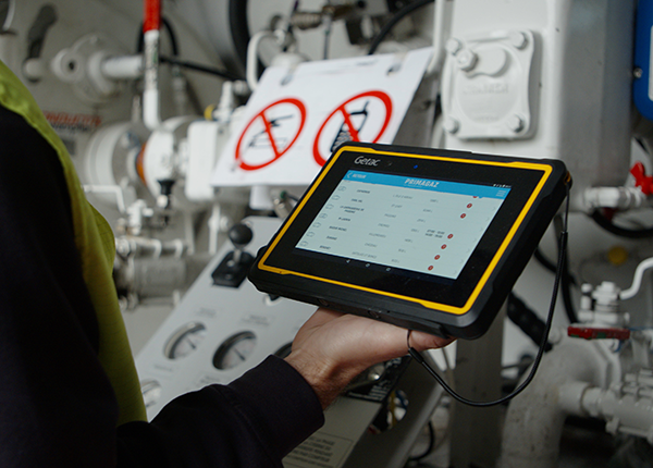 Primagaz SHV Energy Group uses Getac's fully rugged tablets to enhance their gas distribution services