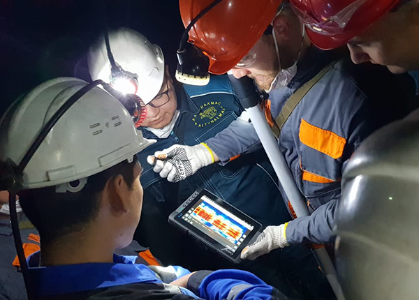 VIST Group – Getac F110-EX Fully Rugged Tablets Prevent Cave-Ins and Protect Miners in Underground Mines Across Russia