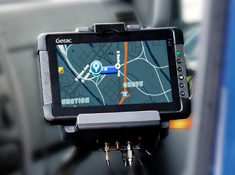 移動 GIS、測量及製圖