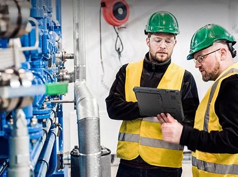 Les Systèmes De Gestion Des Actifs De L'Entreprise  Et La Maintenance Digitalisée