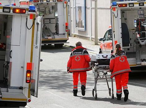 救護車:關鍵警覺