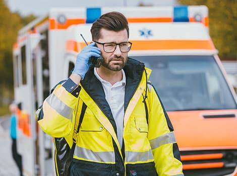 救護車行動定位軟體