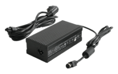 MIL-STD-461 certified AC adapter
