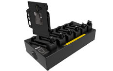 Multi-Bay Expanded Battery Dock w/ adapter