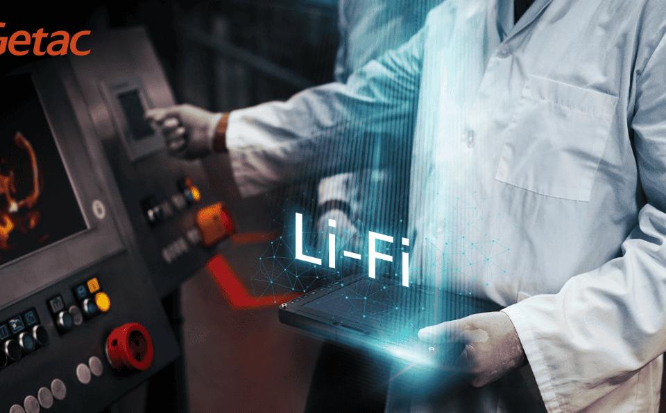 Getac LiFi Technology
