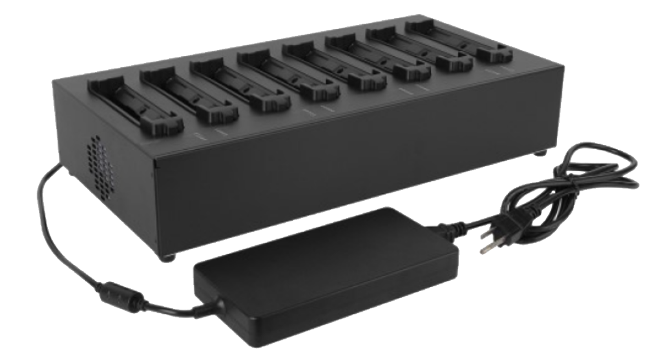 MULTI-BAY BATTERY CHARGER Eight Bay-GCEC*C