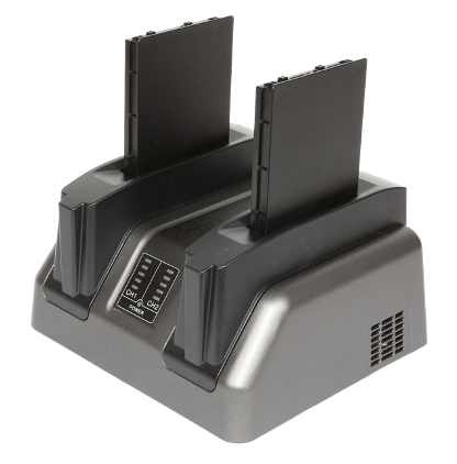 DUAL BAY BATTERY CHARGER-GCMC*G