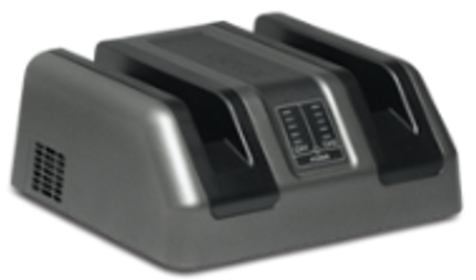 X500 EXTERNAL DUAL BAY SECOND BATTERY (MEDIA BAY) CHARGER-GCMC*D