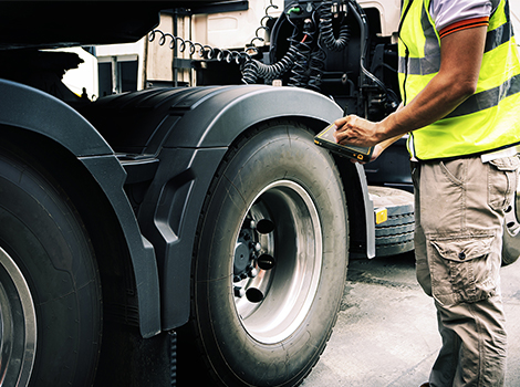 ZX70 Connected Truck Solution