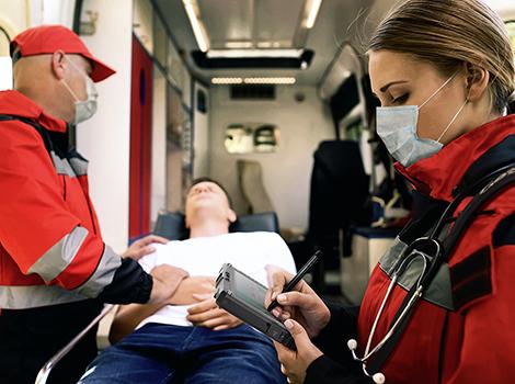 Ambulance Mobilisation Software
