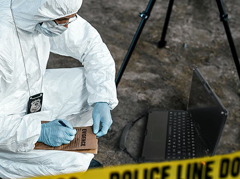 Police: Digital Forensics and Evidence