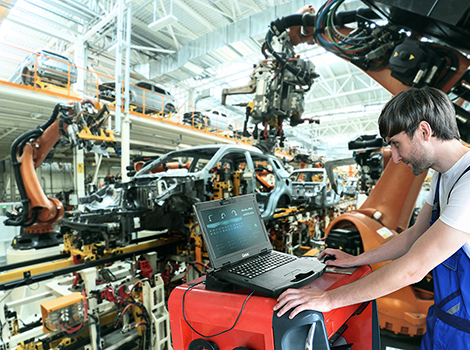 Industrial Programming and Robotic Control