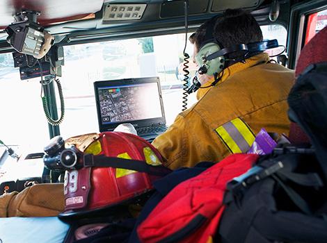 Cuerpo de Bomberos: Planificación de Incidentes