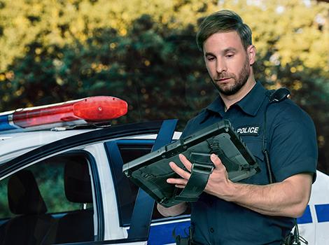 Polizei: Streifendienst und kritisches Bewusstsein